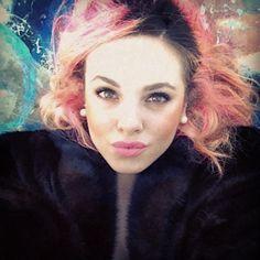 #me #portrait #pink #pinkhair #greeneyes #instagramers #webstagram #picstitch #igdaily #igers #picoftheday #pictureoftheday #bestoftheday #instagood #instamood - @silvia_bertocchi- #webstagram