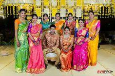 Bridal saree blouse embroidery Telugu bride Tamil bride Heavy Bridal Jewellery