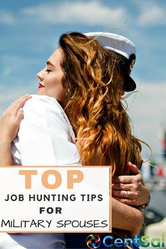 Top job hunting tips for military spouses