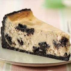 OREO Cheesecake Recipe from our friends at KRAFT®