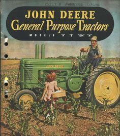 Image detail for -John Deere Tractors