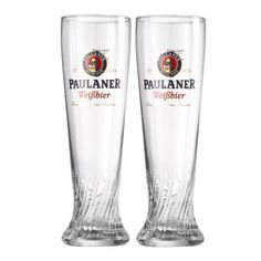 Weizenbierglas Paulaner 0.5 Liter – 2er Set Biergläser mit Logo: http://cocktail-glaeser.de/set/weizenbierglas-690743-paulaner-0-5-liter-2er-set-mit-logo/