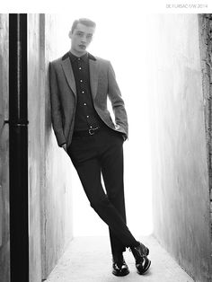 First Look: De Fursac Fall/Winter 2014 Ad Campaign image De Fursac Fall Winter 2014 Campaign Adrien Sahores 002