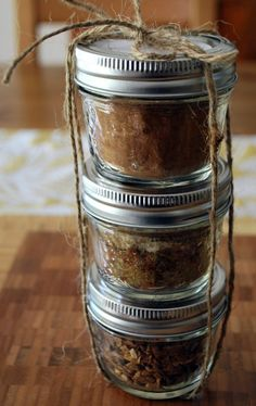 DIY: Thanksgiving Hostess Spice Kit Gift