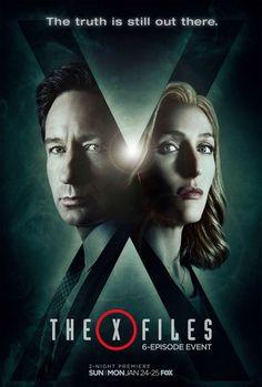 Expedientes X- season 10- 2 Marzo, miércoles / 14 Marzo, lunes