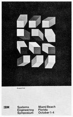 Credits Art director: Arthur Boden Designer: Arthur Boden Client: IBM Corporation
