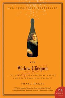As Veuve Clicquot is the champagne of choice in my family, this book called to me from the shelf. Rich in history, interesting woman. Worth reading, even if you aren't a fan of Veuve.