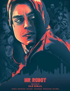 Resultado de imagem para mr robot movie poster