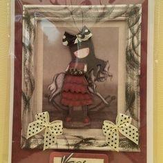 Gorjuss Handmade Card
