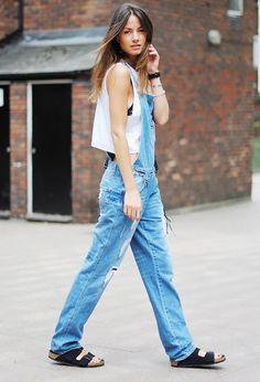 16 Cool NEW Ways To Wear Birkenstocks | WhoWhatWear.com