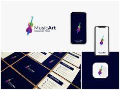 Music Art by Artnivora Studio