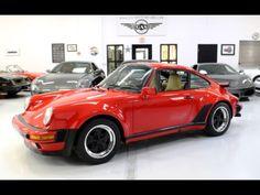 Red Porsche 911