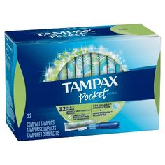 Tampax Pocket Pearl Super Absorbency with LeakGuard Braid & Unscented Plastic Tampons - Survival Tips, Survival Skills, Always Pads, Natural Rubber Latex, Girl Life Hacks, First Aid Kit, Feel Good, Personal Care, Shoes