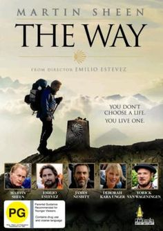I just love this movie and the soundtrack. The Camino de Santiago de Compostela is obviously a very special experience. I want to walk St. Camino Walk, The Camino, Camino Trail, Emilio Estevez, Martin Sheen, Pilgrimage, No Way, Just Love, Places To Go