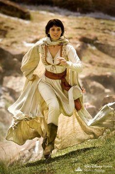 Prince of Persia; princess Tamina cosplay inspiration