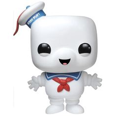 Statuetta decorativa Marshmallow del brand Funko collezione Pop!.