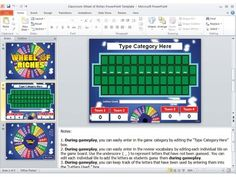 Family Feud PowerPoint Game Template | Family Feud | Pinterest ...