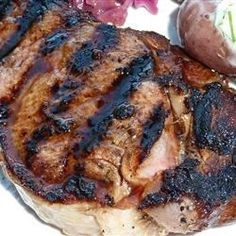 Doreen's Steak Marinade