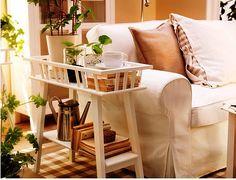IKEA LATLIV stolik stojak na kwiaty 74x72x32 cm (5556739839) - Allegro.pl - Więcej niż aukcje.