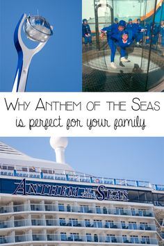 Discover why Anthem of the Seas is ideal for families as we share the best bits and our tips for making the most on board this Royal Caribbean ship.