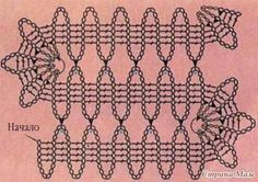 Learn How to Crochet Bruges Lace Crochet Diy, Learn To Crochet, Irish Crochet, Vintage Crochet, Crochet Diagram, Crochet Chart, Crochet Motif, Crochet Stitches Patterns, Lace Patterns