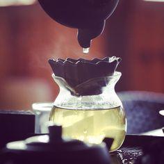 #PuEr #tea in #JingMaiShan   back to YVR soon!