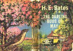 The Darling Buds of May-H.Bates Artwork by James Broom-Lynne Darling Buds Of May, Only Fools And Horses, May Weddings, Granny Chic, Miniature Crafts, Mini Books, Vintage Books, Farm Wedding, How To Find Out