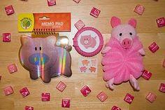 party favors, birthday parti, piggi parti, parti pig, parti favor, parti idea, pig party, pig parti