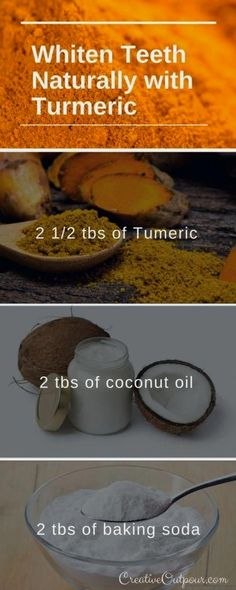Natural Teeth Whitening Remedies Try this recipe to whiten your teeth naturally with tumeric. Teeth Whitening Remedies, Natural Teeth Whitening, Whitening Kit, Skin Whitening, Quick Teeth Whitening, Activated Charcoal Teeth Whitening, Coconut Oil For Teeth, Stained Teeth, Teeth Cleaning