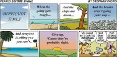 Pearls Before Swine on Gocomics.com
