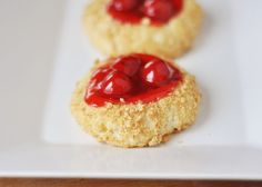 Mel's Kitchen Cafe | Cherry Cheesecake Cookies