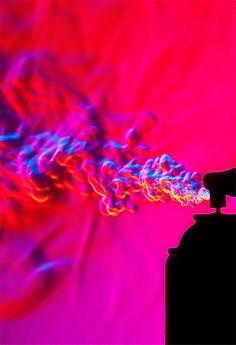 My entry in the 2010 Eureka Prize: Gas Flow Visualisation Using RGB Schlieren System. Time for a new entry in 2013.. :-)