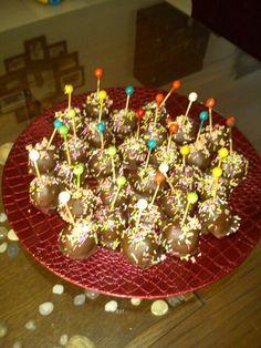 Cakepops for school treat