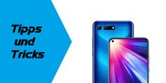 Unsere Tipps und Tricks mit dem HONOR View20 #honor Smartphone, Cellular Network, Wi Fi, Candid Photography, Tips And Tricks