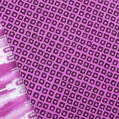 Michael #miller dot n square dark #orchid pink fabric dotty quilting doll #making,  View more on the LINK: 	http://www.zeppy.io/product/gb/2/280847395470/