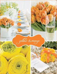 Centerpieces http://www.hostessblog.com/2010/02/floral-inspiration-3-fresh-palettes-for-spring/