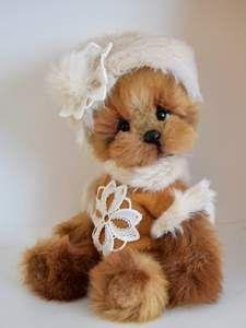 Zorkabears - Artist Bears and Handmade Bears