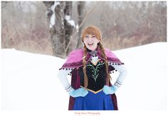 COPY RIGHT: Emily Grace Photography http://egracephotography.com/ #emilygracephotography #frozen #princessAna #photography
