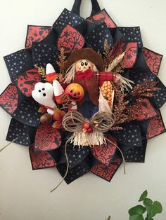 Image result for Fold'n Stitch Wreath