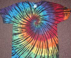 Black Rainbow Spiral