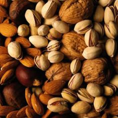 Nuts are rich sources of heart-healthy unsaturated fats. Studies of Seventh-Day Adventists (a religious denomination that emphasizes healthy living and a vegetarian diet) show that those who eat nuts add, on average, an extra two and a half years to their lives.