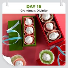25 Days of Christmas Cheer • Day 16 • Grandma's Divinity Recipe from Anne Clayborne of Walland, Tennessee