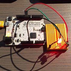 #Arduino fun! by sheriferson