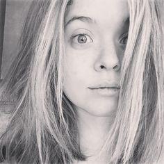 Sasha is so naturally gorgeous!   Pretty Little Liars
