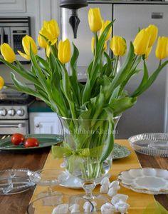 Blue Ribbon Kitchen: Our Easter Brunch