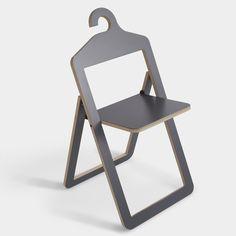 Hanger Chair Black on bezar.com