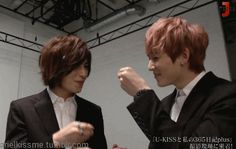 Kiseop and Kevin