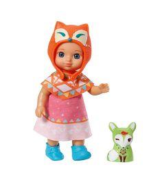 Just My Lovely Baby Born Püppchen Puppe Stoffpüppchen Ca 18 Cm Zapf Puppen & Zubehör Spielzeug