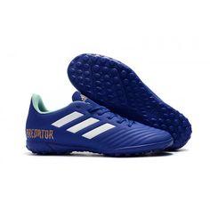 competitive price 51269 f5cee Comprar Botas de futbol Adidas Predator Tango 18.4 TF Azul Blanco