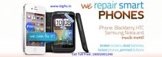 Smart Phone Repairs in India - www.bigfix.in